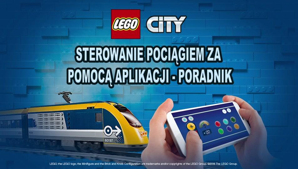 Aplikacja Lego City Powered Up Do Zdalnego Sterowania Film Z