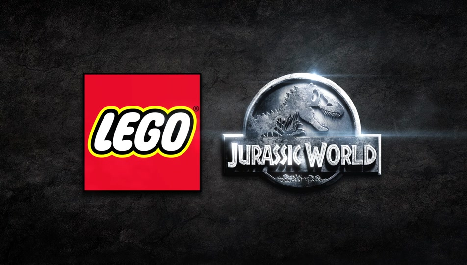 LEGO Jurassic World Videogame Teaser Trailer