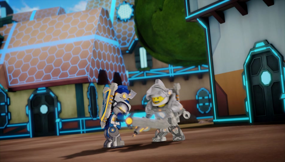 Episode 6: The Golden Castle - LEGO NexoKnights Videos - LEGO com
