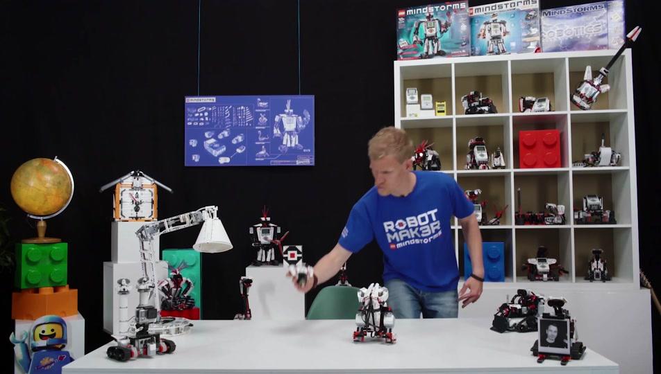 Fan Robots Mindstorms Legocom