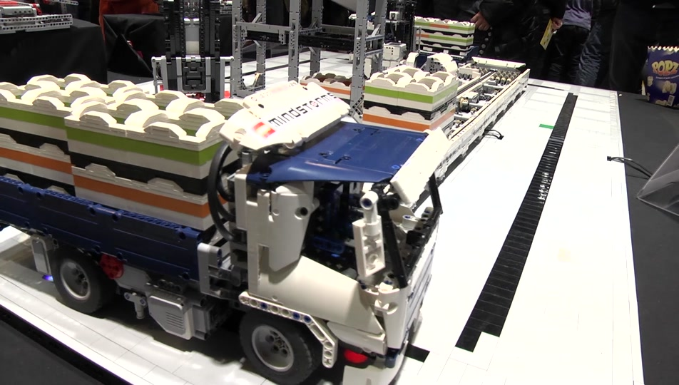 Lego Mindstorms At Lego World 2016 Videos Mindstorms Lego