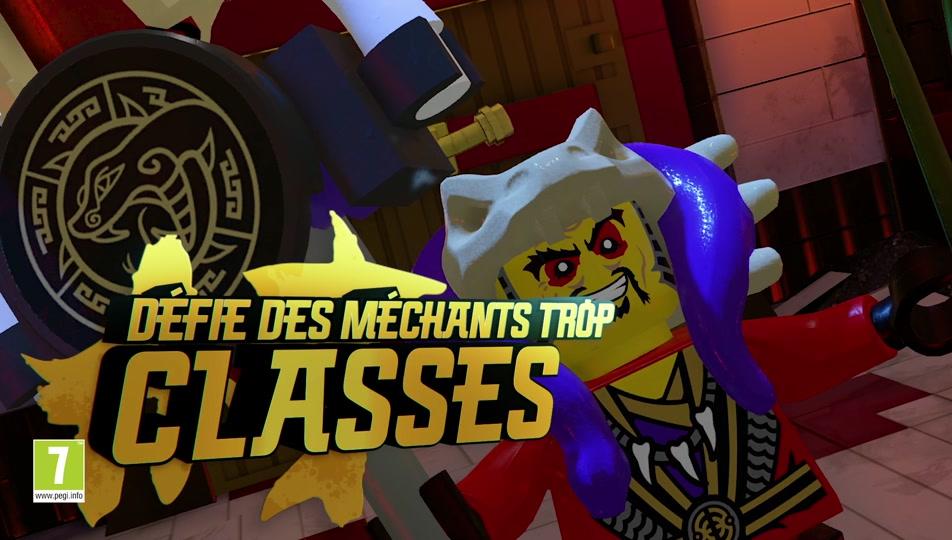 Lego ninjago le film jeux jeux lego ninjago - Ninjago lego jeux gratuit ...